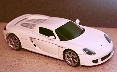 Dnano Carrera GT